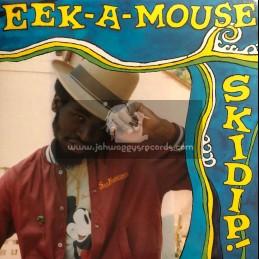 Greensleeves-Lp-Skidip / Eek A Mouse