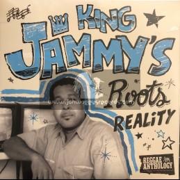 VP Records-Lp-Roots Reality / King Jammys Reggae Anthology