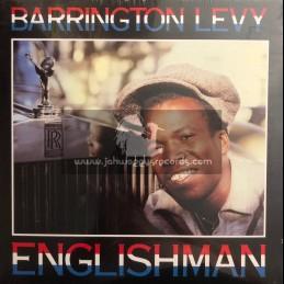 Jah Life-LP-Englishman / Barrington Levy