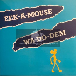 Greensleeves Records-Lp-Wa-Do-Dem / Eek-A-Mouse