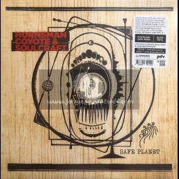 Ammonite Records-Lp- Safe Planet / Hornsman Coyote & Soulcraft
