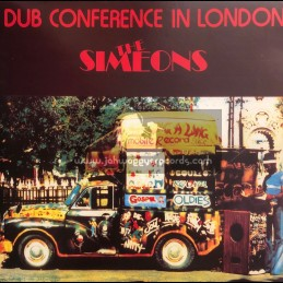 Freedom Sounds-Lp-Dub Conference In London / The Simeons