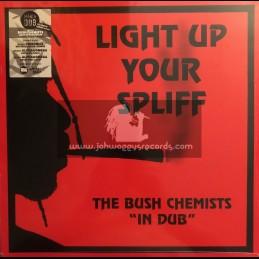 Mania Dub-Lp-Light Up Your Spliff / Bush Chemist - In Dub