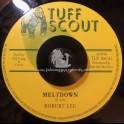 "Tuff Scout-7""-Meltdown / Robert Lee"