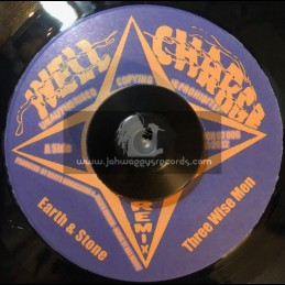 "Well Charge-7""-Three Wise Men / Earth & Stone (Ras Muffet Re-Mix)"