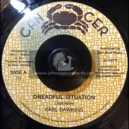 "Cancer-7""-Dreadful Situation / Carl Dawkins"