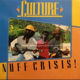 Blue Mountain Records-Lp-Nuff Crisis / Culture