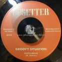 """Upsetter-7""""-Groovy Situation / Keith Rowe"""