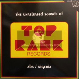 Top Rank Records / Dig This Way Records-Lp-The Unreleased Sounds Of Top Rank Records