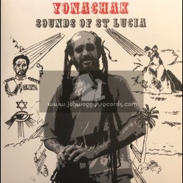 Hornin' Sounds-LP-Sounds Of St Lucia / Yonachak