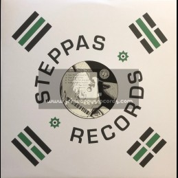 "Steppas Records-12""-Dear Friend / Alpha Steppa & Pupajim (Stand High Patrol)"
