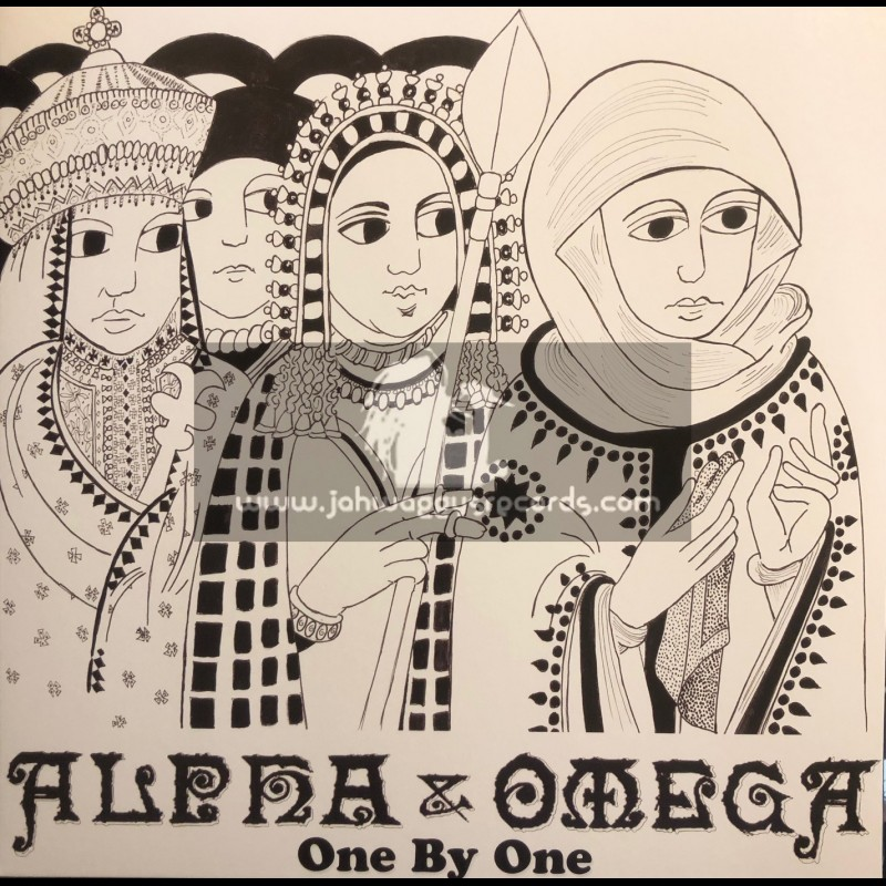 Steppas Records-Lp-One By One / Alpha & Omega