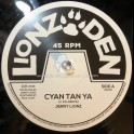 """Lionz Den-10""""-Cyan Tan Ya / Jerry Lionz"""