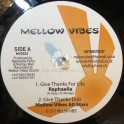 "Mellow Vibes-12""-Test Press-Thanks For Life / Rafeelya + Jah Is Looking Over / Murray Man"