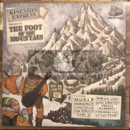 Kingston ExpressLp-The Foot Of The Mountain / Various Artist