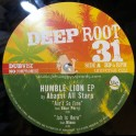 "Deep Root-10""-Humble Lion EP,Feat Omar Perry,Minoo + Prince David-Abassi All Stars."