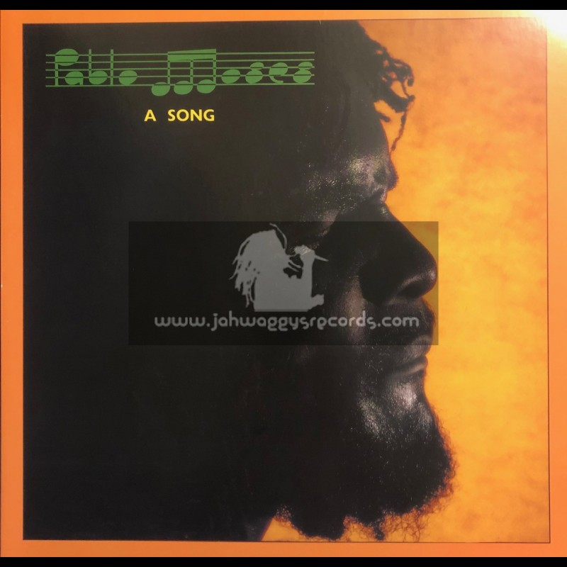 Only Roots Records-Lp-A Song / Pablo Moses