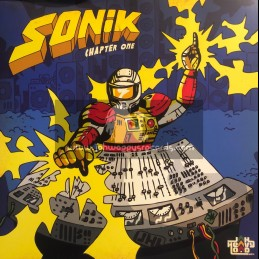 "Sonik-12"" -Higher Ground / Mowty Mahlyha + Shape You / Naytcha"