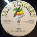 "Jah Fingers Music-12""-Line Up / Lidj Incorporated"