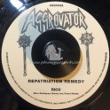 "Aggrovator-7""-Repatriation Remedy / Rico + Must Go Home Dub / The Aggrovators"