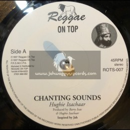 """Reggae On Top-7""""-Chanting Sounds / Hughie Izachaar"""