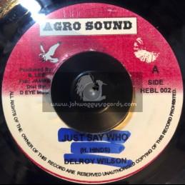 "Agro Sound-7""-Creation Rebel / Johnny Clarke"