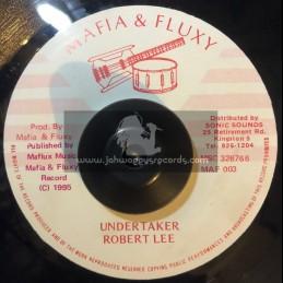 Mafia And Fluxy-7-Undertaker / Robert Lee