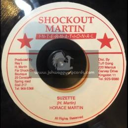 "Shockout Martin International-7""-Suzette / Horace Martin"