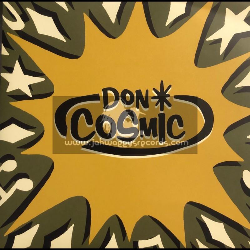 "Rudmentari-7""-guana Dance / Don Cosmic + Solid Rock-A-Bye / Don Cosmic"