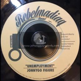 """Rebelmadiaq-7""""-Unemployment / Johnnygo Figure"""