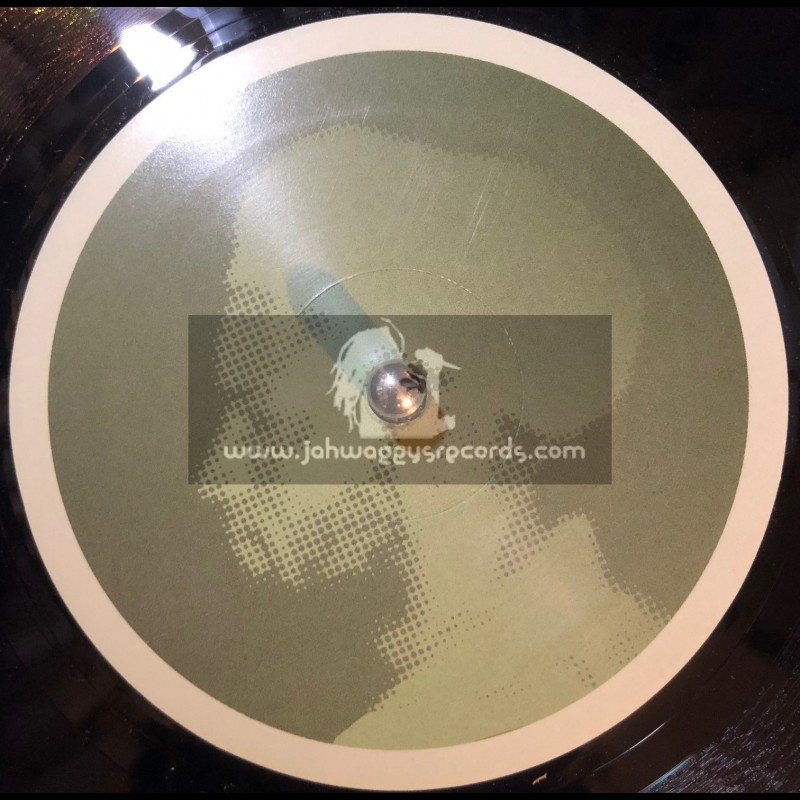 "Healing Of The Nation Music-10""-Talks Of The Prejudiced / Dem Crooks Dem / Natural Marcus"