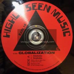 "Highly Seen Music-10""-Globalization / Earl Sixteen "