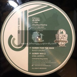 "Jammys - Roots Youths-12""-Sorry For The Man / Black Uhuru"