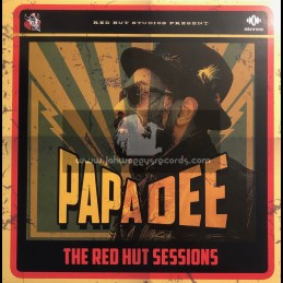 Red Hut Recording Studio Lp-The Red Hut Sessions / Papa Dee