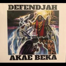 Rastar Records-CD-Defendjah / Akae Beka
