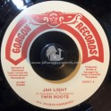 "Gorgon Records-7""-Jah Light / Twin Roots"