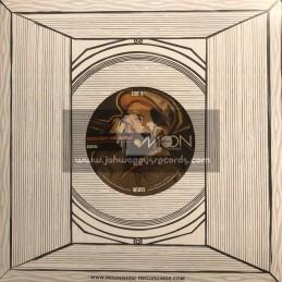 "Moonshine Recordings-10""-Radikal / Radikal Guru Feat. Tenor Youthman"