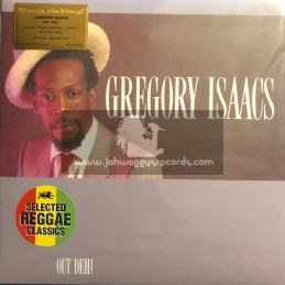 Island Records- Music On Vinyl-Lp-Out Deh! / Gregory Isaacs