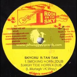 """Room In The Sky-12""""-SKY CRU FEAT TAN TAN & VIN GORDON"""