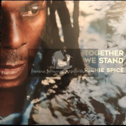 VP Records-Lp-Together We Stand / Richie Spice