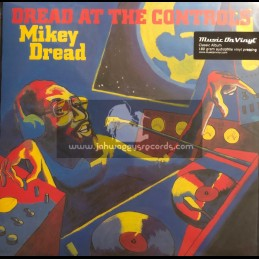 Dread At The Controls- Music On Vinyl-Lp-Dread At The Control Dubwise / Mikey Dread