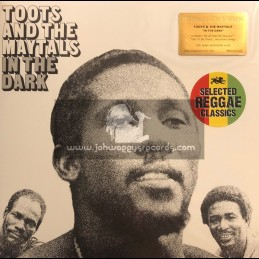 Trojan Records-Music On Vinyl-Lp-In The Dark / Toots And The Maytals