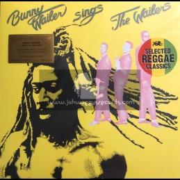 Island Records- Music On Vinyl-Lp-Bunny Wailer / Sings The Wailers