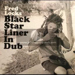 Fred Locks-Black Star Liner LP
