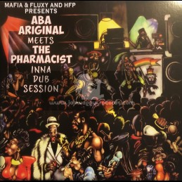 Home Front Productions-Lp-Mafia And Fluxy And HFP Presents-Aba Araginal Meets The Pharmacist Inna Dub Sesseion