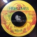 "High Times-7""-It No Easy / Prince Alla + Life No Easy / Mr x"