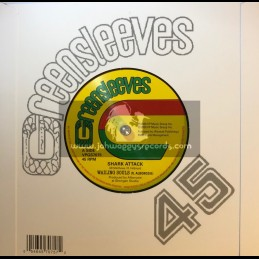 "Greensleeves Records-7""-Shark Attack / Wailing Souls Feat.Alborosie"