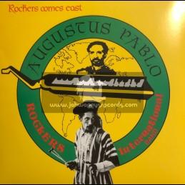 Greensleeves-Vp Records-Lp-Rockers Come East / Augustus Pablo