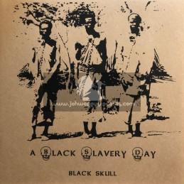 "Hornin Sounds-12""-A Black Slavery Day / Black Skull"