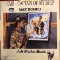 Jah Shaka Music-LP-Fari-Captain Of My Ship / Max Romeo